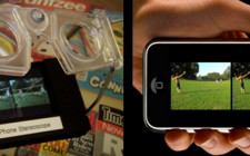 Stereoscopy for the 21st century The iPhone 3D Viewer